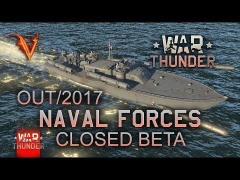 War Thunder - Naval Forces - Closed Beta (Pt-Br) - 16/10/2017