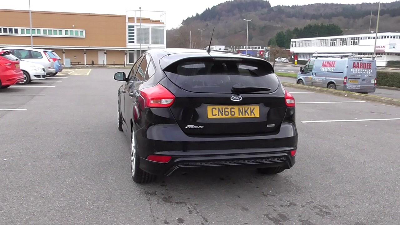 Ford New Focus C346 Mca St Line 10t Eco 125ps 6sp 5dr U307169 Youtube