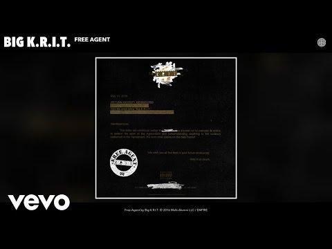 Big K.R.I.T. - Free Agent (Audio)
