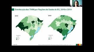 Pesquisa em Pauta - Panorama da Mortalidade Infantil no RS (2010-2019)