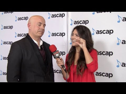 Steve Mac Interview 35th Annual ASCAP Pop Music Awards Red Carpet