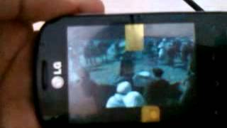 Assassin's Creed en lg optimus me (qvga)