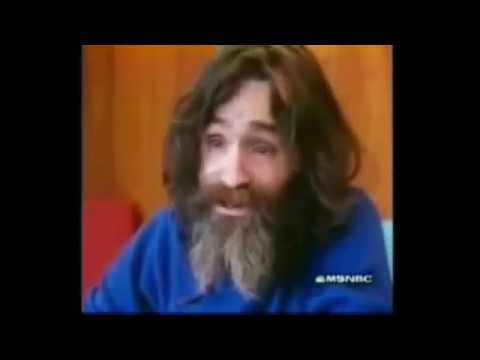 Charles Manson Reveals All