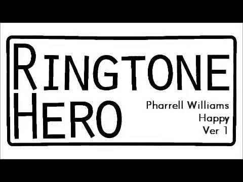Ringtone - Pharrell Williams - Happy - Ver 1