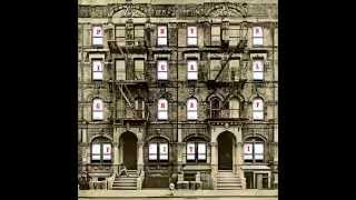 Led Zeppelin Boogie With Stu Physical Graffiti