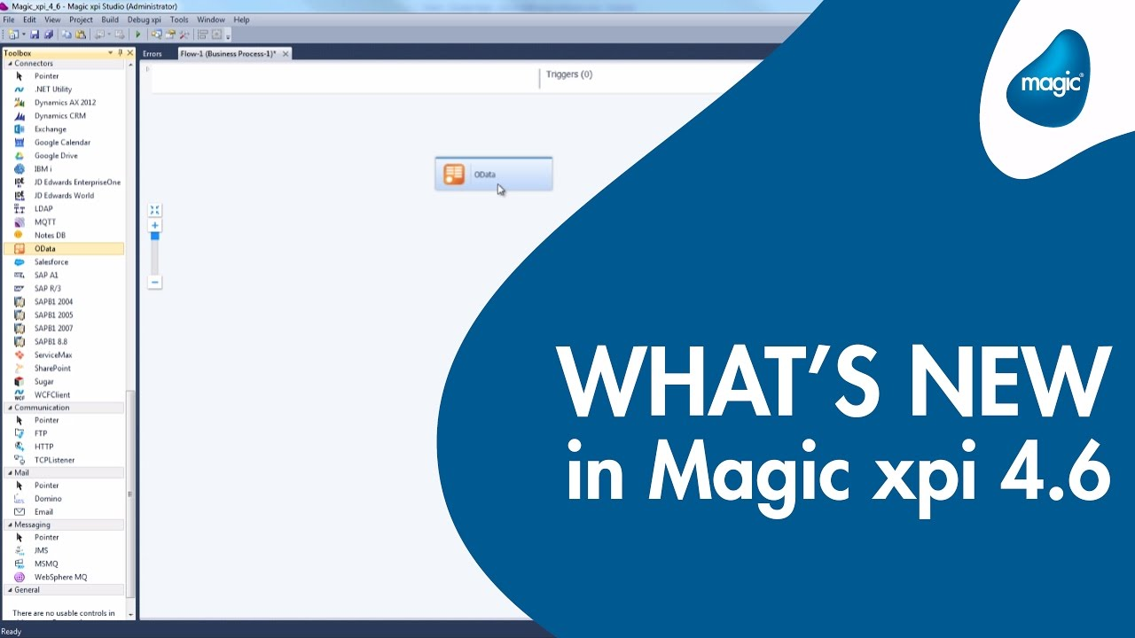 What's New in Magic xpi 4 6