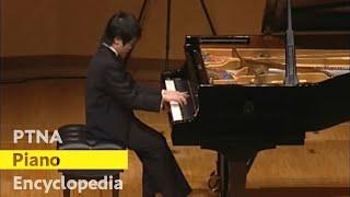2008入賞者記念 横山 瑠佳/Saint-Saens:アレグロ・アパッショナート Op.70