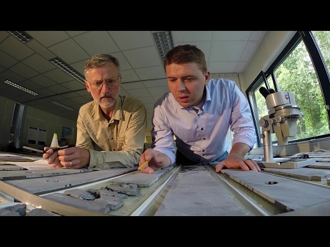 Digital Geology - Bringing the Geological Field Trip into the office environment
