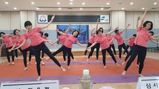 yoga festival / 제1회 성남시 요가 회장배