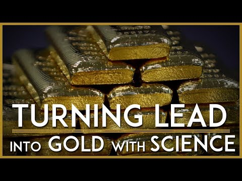 Turning Lead into Gold: Golden Rain Experiment (Lead Iodide Synthesis)