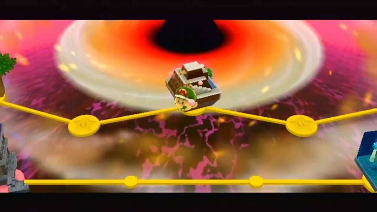 Super Mario Galaxy 2 #71 - The Green Stars of World 6 ...