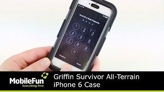 Griffin Survivor All-Terrain iPhone 6S / 6 Tough Case Review