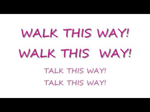 Girls aloud vs Sugababes - Walk This Way (With Lyrics )