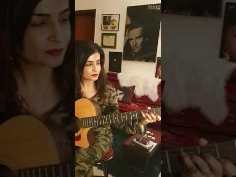 """""""Corona ko hai harana"""" song by Shibani Kashyap"""