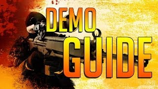 CS:GO - How to Record/Send me a demo!