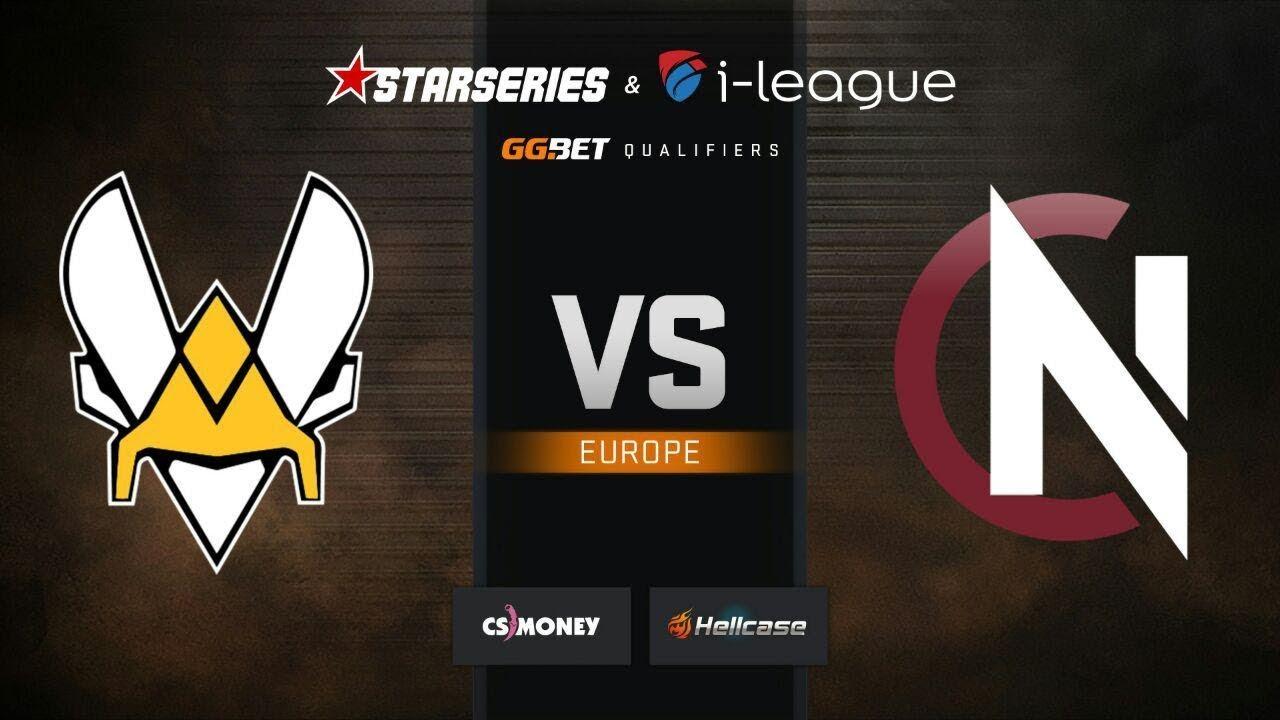 Vitality vs NoChance, map 1 Dust2, StarSeries & i-League S7 GG.Bet EU Qualifier