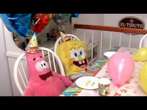 Patrick Stars Birthday YouTube