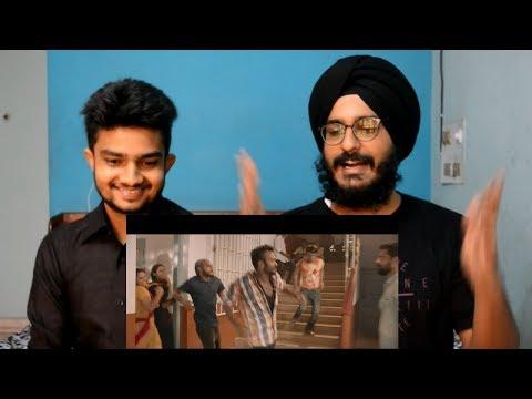 Entammede Jimikki Kammal Song REACTION | Velipadinte Pusthakam | Mohanlal | Lal Jose