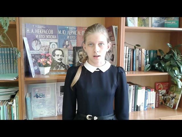 Изображение предпросмотра прочтения – ДарьяМакеева читает произведение «Крохотки: Утенок» А.И.Солженицына