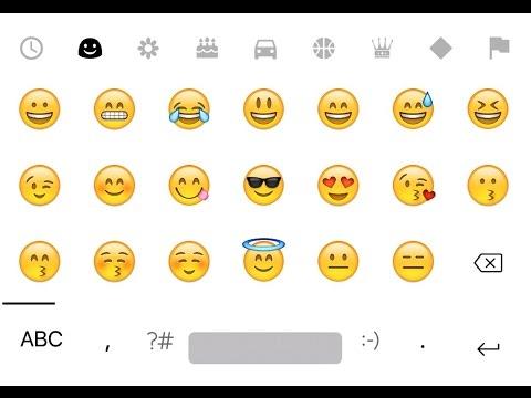 Замена смайликов (emoji) на android , Инструкция + ссылка на файл