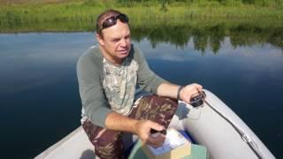 """Обзор рыболовной видеокамеры """"Водоглаз-2"""""""