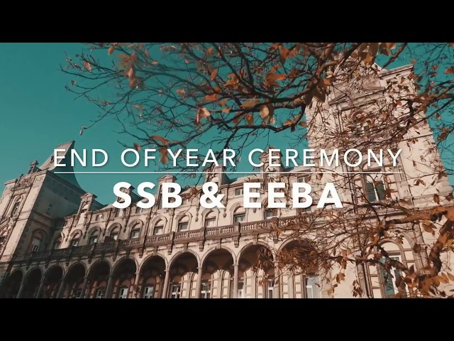 EEBA end of year ceremony