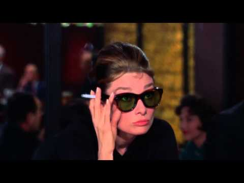 Breakfast at Tiffany's - DELETED STRIPPER SCENE (9) - Audrey Hepburn