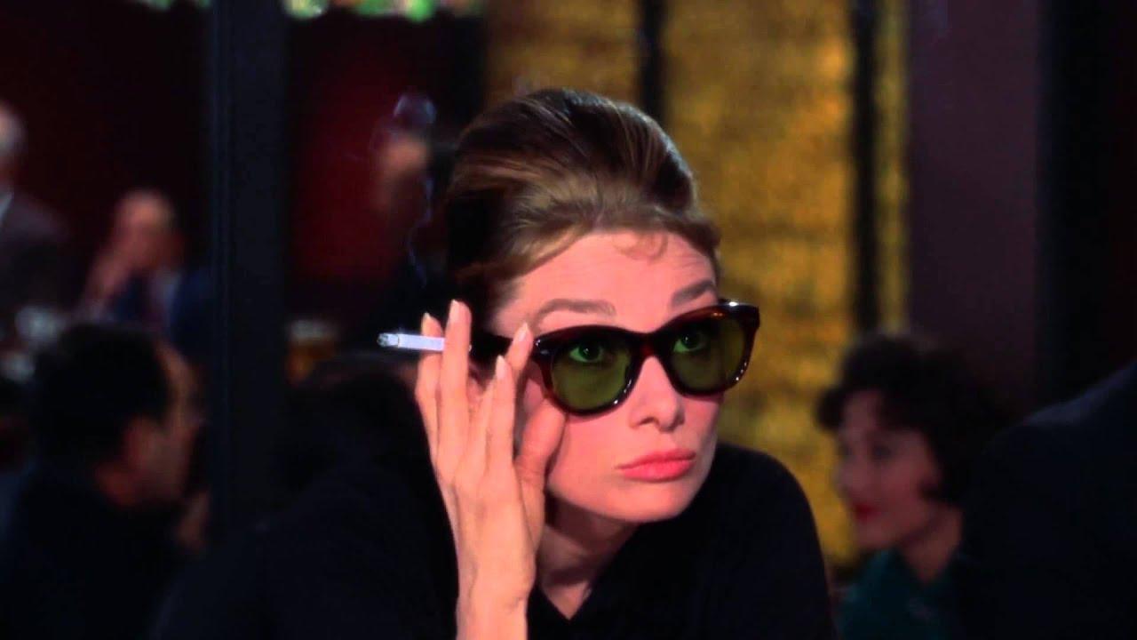 Audrey Hepburn Breakfast Tiffanys Quotes