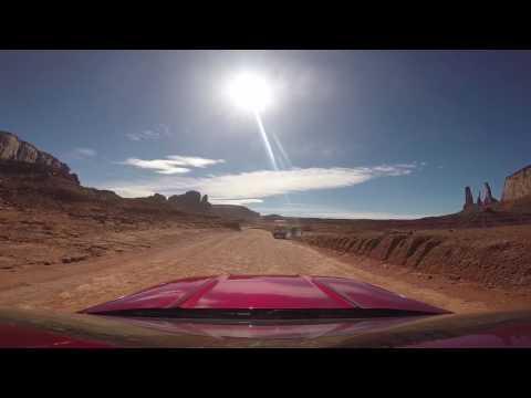 Monument Valley Tour 2016