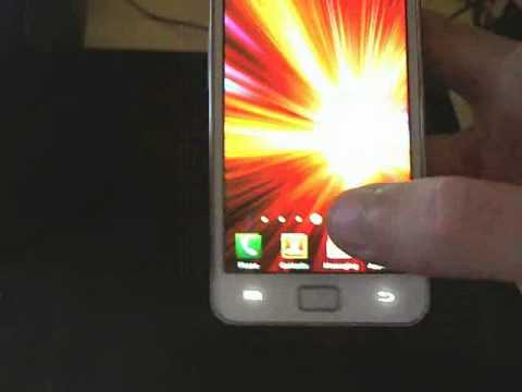 Samsung Galaxy SII Review (White)