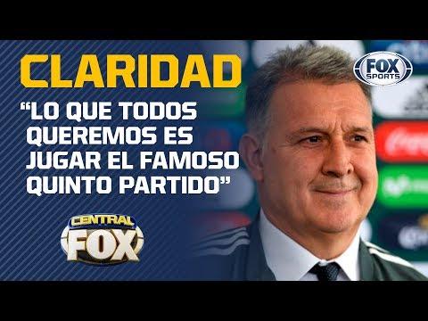 """Martino: """"México es una de las selecciones que más ha evolucionado en los últimos 20 o 25 años"""""""
