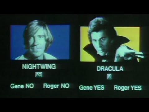 Dracula & Nightwing (1979) movie reviews - Sneak Previews with Roger Ebert and Gene Siskel