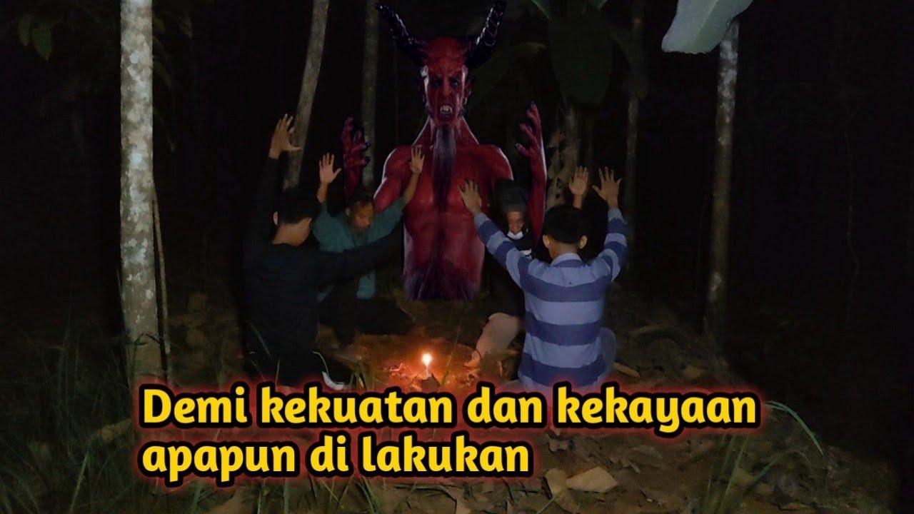 Sudah kterlaluan kegiatan penyembahan iblis