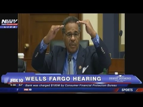 Wells Fargo CEO John Stumpf GRILLED by Congress - House Financial Services Committee Hearing 9/29/16