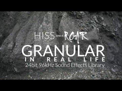GRANULAR IRL promo