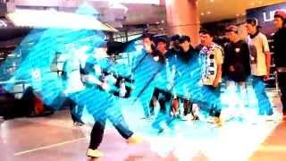 bali massive shuffle showcase at lippo mall kuta