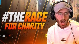 COMPETING IN #THERACE FOR CHARITY!! (ft. VernNotice & Jericho) - Black Ops 4 Gameplay