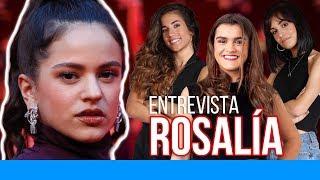 Rosalía opina sobre OT 2018 y Eurovisión, ¿colaborará en el disco de Amaia?
