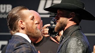 UFC 246: Conor McGregor says there will 'blood spilled' but not bad blood
