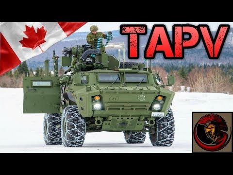Canadian Army TAPV -  Tactical Armoured Patrol Vehicle