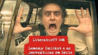 Lemony snicket: desventuras em série usman ally