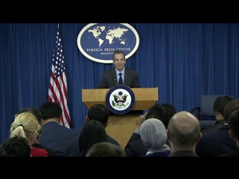 Deputy Spokesperson Toner Briefs Foreign Media on Current Foreign Policy