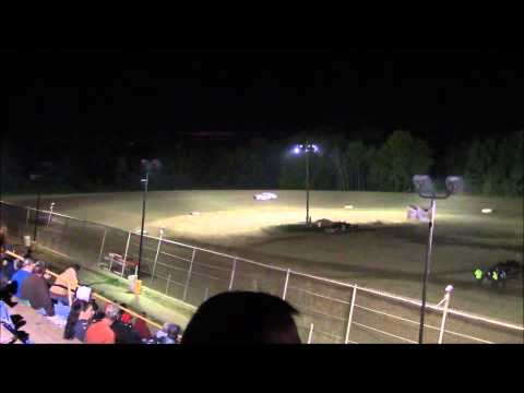 Butler Motor Speedway Street Stock Heat #3 9/12/15