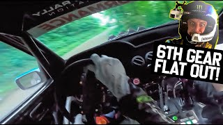 Ken Block Flat Out Through the Forest: Raw Onboard Rally Footage at Southern Ohio Forest Rally