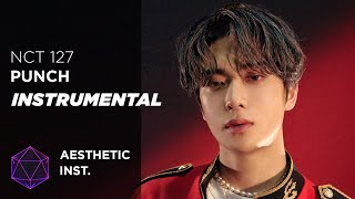 NCT 127 - Punch (Official Instrumental)