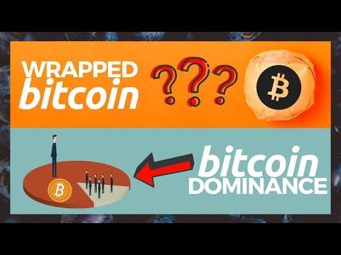Bitcoin Dominance, Bakkt Exchange and Fidelity, Wrapped Bitcoin - Crypto News