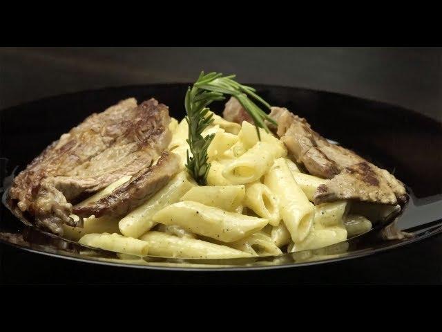 Penne Carne Vitello Tarifi, Nasıl Yapılır?