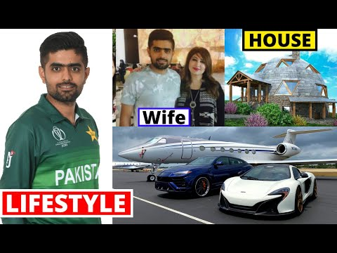 Babar Azam Lifestyle 2021, Wife, Income, Records, Age,Family,House, Cars,Salary,Biography & Networth