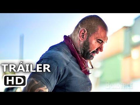 EL EJÉRCITO DE LOS MUERTOS Tráiler Español Latino (2021) Dave Bautista, Zombis
