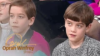Did These Twins Inherit Their 'Unbelievable Art' from a Past Life?   The Oprah Winfrey Show   OWN